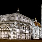 Florence Bapistery by mhfore