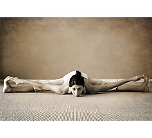 yoga1 Photographic Print