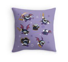 Chibi Meta Knight Throw Pillow
