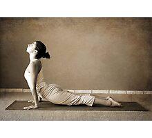 yoga13 Photographic Print