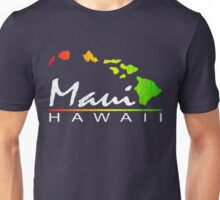 Maui - Hawaiian Islands (Vintage Distressed Look) Unisex T-Shirt