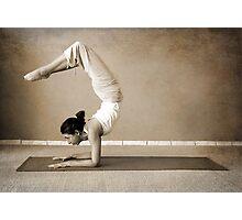yoga14 Photographic Print
