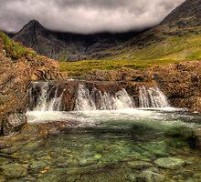 Isle of Skye, The Fairy Pools by derekbeattie