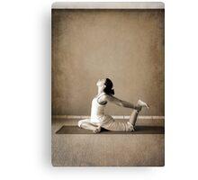 yoga15 Canvas Print