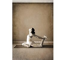 yoga15 Photographic Print