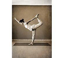yoga6 Photographic Print