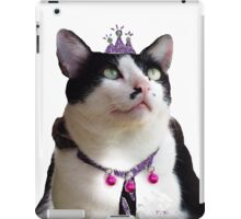 King Tux >^^< iPad Case/Skin