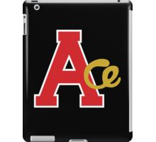 Ace - Doctor Who iPad Case/Skin