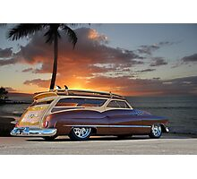1950 Buick Woody Wagon XI Photographic Print