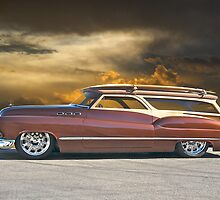 1950 Buick Woody Wagon IX by DaveKoontz