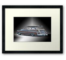 1950 Buick Woody Wagon VIII Framed Print