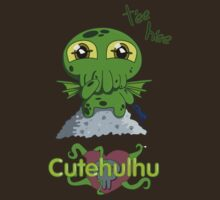 Cutehulhu by James Battershill