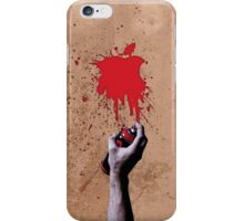 Apple Spray can Splash iPhone Case/Skin