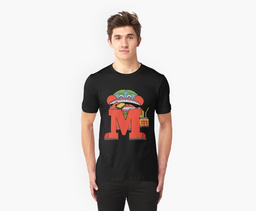 Mister M by DrewSomervell