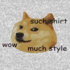 Doge  by lewislinks