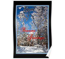 Christmas Card 2013 Poster