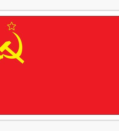 USSR flag Sticker