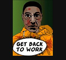 GET BACK TO WORK (Comic version) Unisex T-Shirt