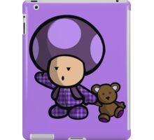 Sleepy Toad iPad Case/Skin