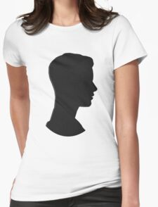 silhouette // jb Womens Fitted T-Shirt