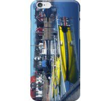 Harbour iPhone case iPhone Case/Skin