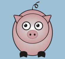 Little Cute Piggy Kids Clothes