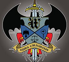 Wayne Family Crest by Rorus007