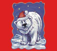 Polar Bear Christmas Kids Clothes