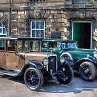 Austin Six and Invicta Pre War Cars by © Steve H Clark