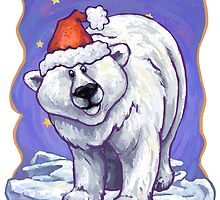 Polar Bear Christmas by Traci VanWagoner