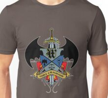 Wayne Family Crest Unisex T-Shirt