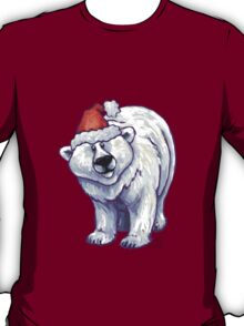 Polar Bear Christmas T-Shirt