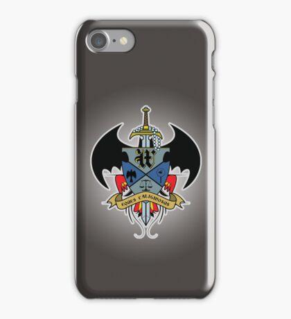 Wayne Family Crest iPhone Case/Skin