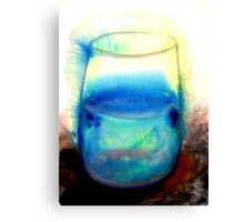 nuclear water Canvas Print