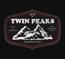 "Twin Peaks ""The Original"" by Thomas Jarry"