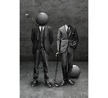 Golf Club Photographic Print