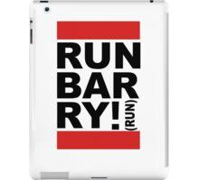 Run Barry, Run!  iPad Case/Skin