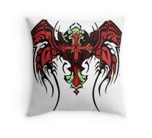 Awesom tribal design Throw Pillow