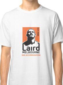 Laird Logo 'Stache' by Chris Lopez Classic T-Shirt