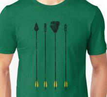 The Green Arrow's Arsenal  Unisex T-Shirt