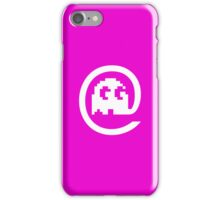 @man iPhone Case/Skin
