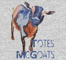Totes McGoats One Piece - Long Sleeve