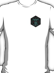 Ingress Founder Small T-Shirt