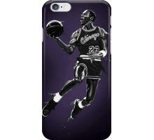 Liquid Michael Jordan iPhone Case/Skin