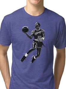 Liquid Michael Jordan Tri-blend T-Shirt