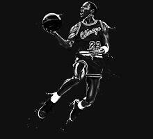 Liquid Michael Jordan Unisex T-Shirt