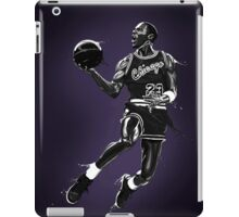 Liquid Michael Jordan iPad Case/Skin