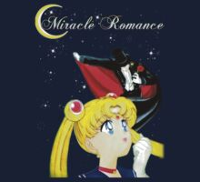 Sailor Moon-Miracle Romance by Dolly-Moon