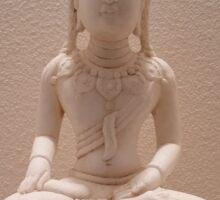 Beautiful Buddha Woman! Sticker