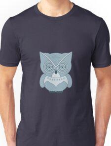 Little Vintage Owl Unisex T-Shirt